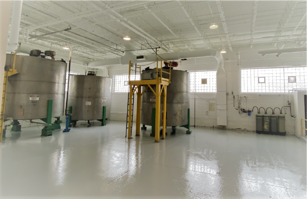 Renovated Manufacturing for cleaners, sanitizers, and disinfectant